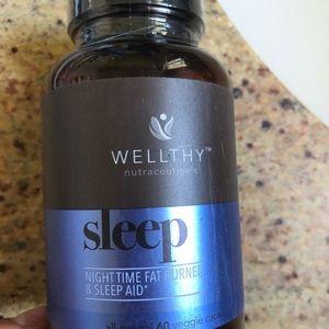 BOGO Wellthy Sleep nighttime fat burner sleep NEW